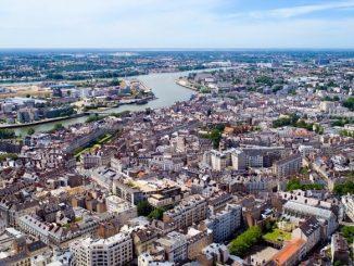 qualité de l'air de la ville de Nantes